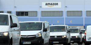 Amazon tendrá 1,800 camionetas eléctricas Mercedes-Benz para repartos en Europa