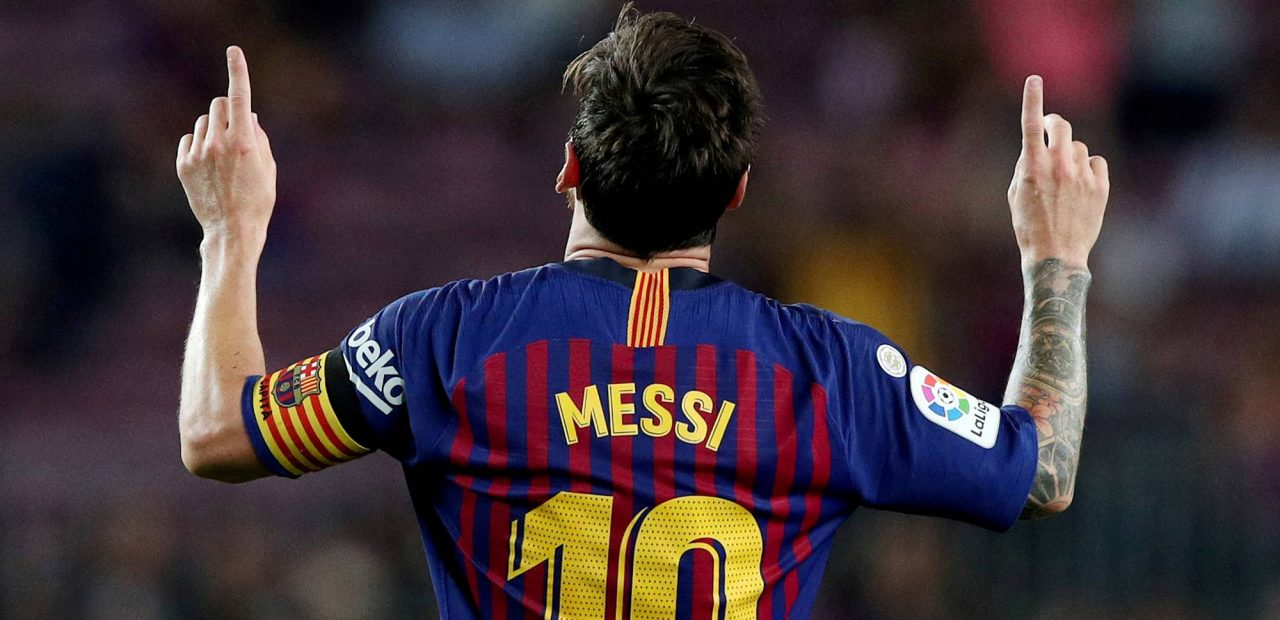 Messi cláusula rescisión