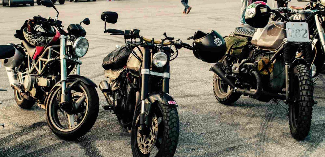 robo motocicleta