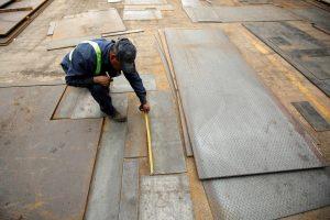 Estados Unidos quiere frenar las importaciones de acero provenientes de México y Brasil