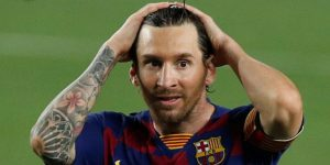 """Jorge Messi, agente y padre de Lionel Messi, ve """"difícil"""" el futuro de su hijo en el FC Barcelona"""