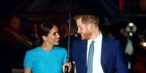 El príncipe Harry y Meghan Markle firman un acuerdo con Netflix para producir contenido