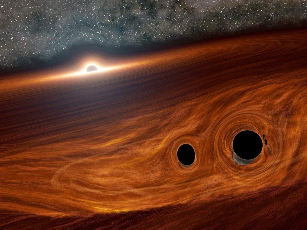 agujeros negros | Business Insider México
