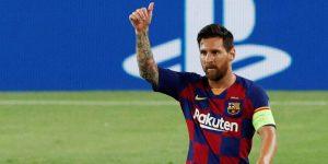 Lionel Messi se queda en el Barcelona el resto de la temporada —quiere evitar un juicio contra el club de su vida