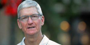 Apple registró el jueves las mayores pérdidas de su historia en bolsa, 180,000 millones de dólares en una sola sesión