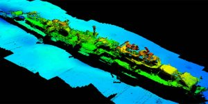Encuentran un buque alemán de la Segunda Guerra Mundial hundido frente a la costa de Noruega