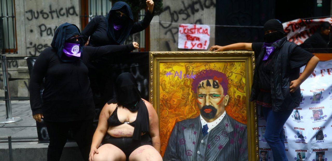 feministas cndh | Business Insider México