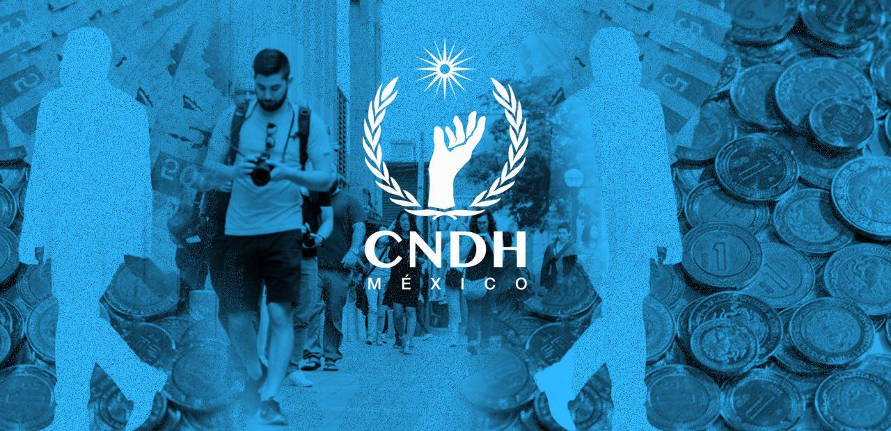 cndh presupuesto 2021 | Business Insider México