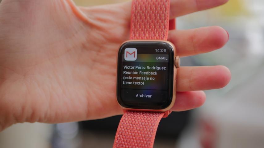 correos apple watch