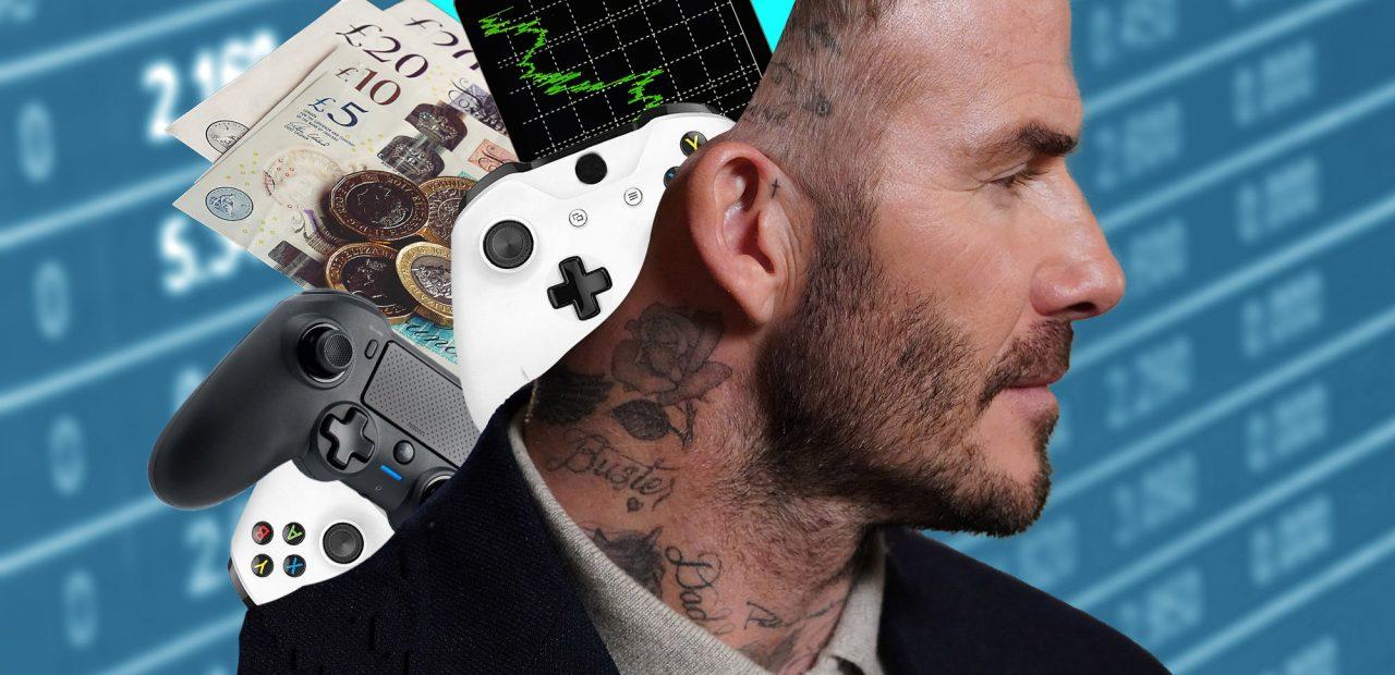 David Beckham   Business Insider México