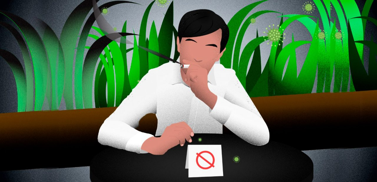 Tabaco | Regulación | CDMX | Espacios libres de humo | Business Insider México