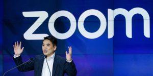 Este es Eric Yuan, el fundador y director ejecutivo de Zoom, que ha ganado más de 12,000 millones desde marzo y que ahora se encuentra entre las 400 personas más ricas de Estados Unidos