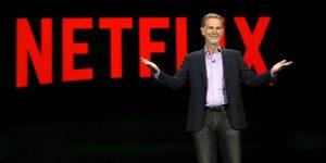 El CEO de Netflix dice que la decisión de no tener publicidad no es 'una cosa filosófica', es simplemente 'el mejor capitalismo'