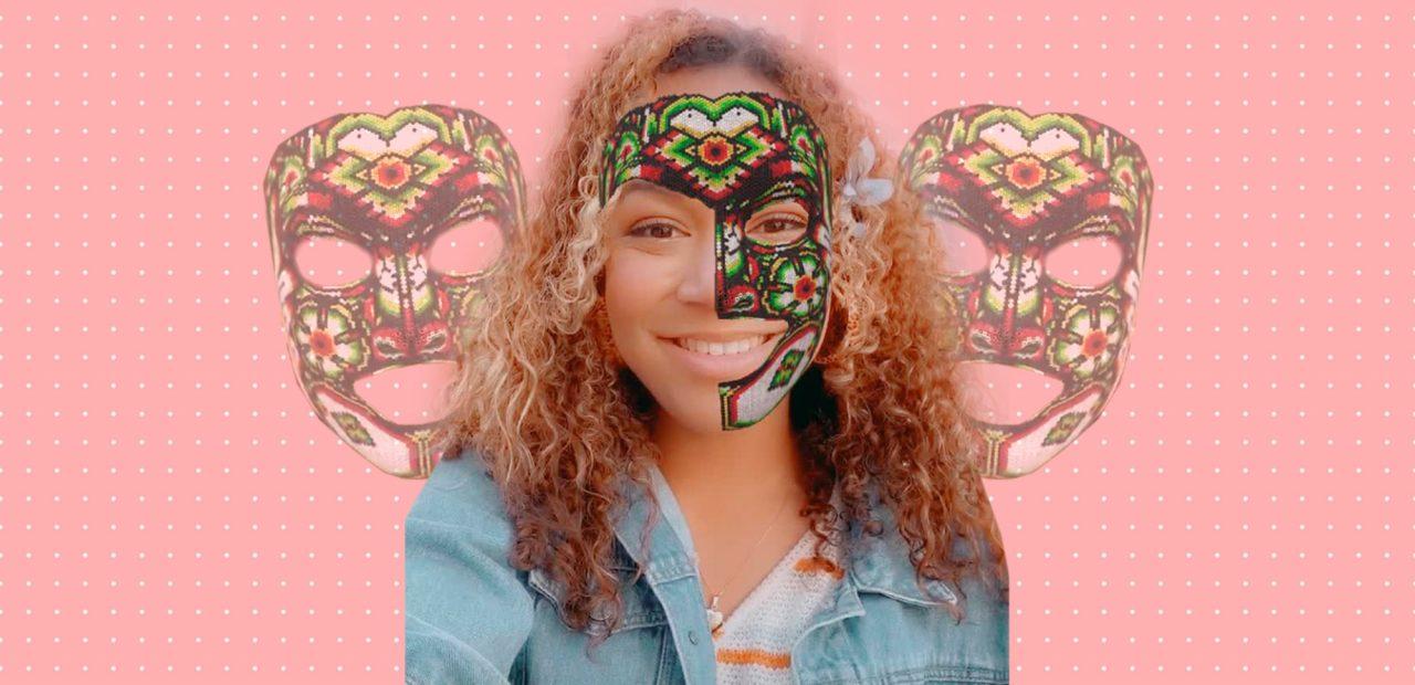 mascara huichol | Business Insider México