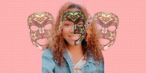 Esta máscara huichol es el primer proyecto de realidad aumentada en su tipo —y podrás usarla durante los festejos del Día de la Independencia