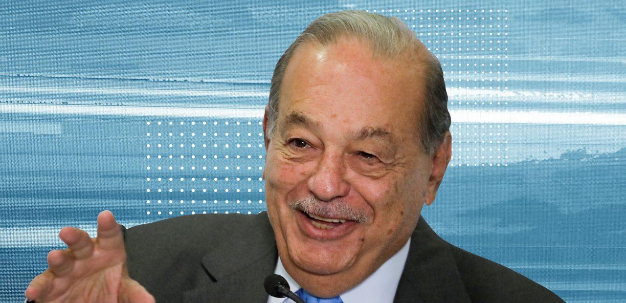 Slim se recupera de Covid-19 en su casa tras una semana hospitalizado | Business Insider Mexico