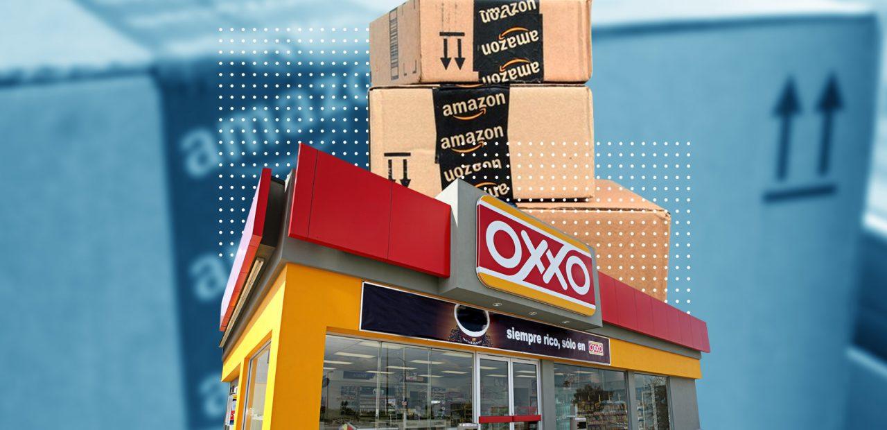 Oxxo-Amazon | Business Insider México
