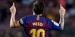 Ni Ronaldo, ni Neymar; Lionel Messi se coloca como el más rico del mundo en la lista de los futbolistas millonarios de Forbes