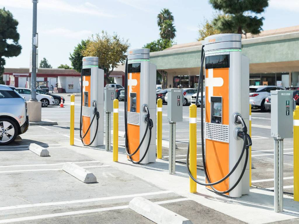 ChargePoint startup