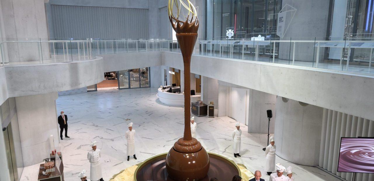 fuente de chocolate lindt | Business Insider México