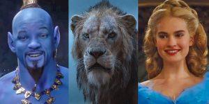 Este es el ranking de todos los remakes live-action de Disney, de acuerdo con la audiencia