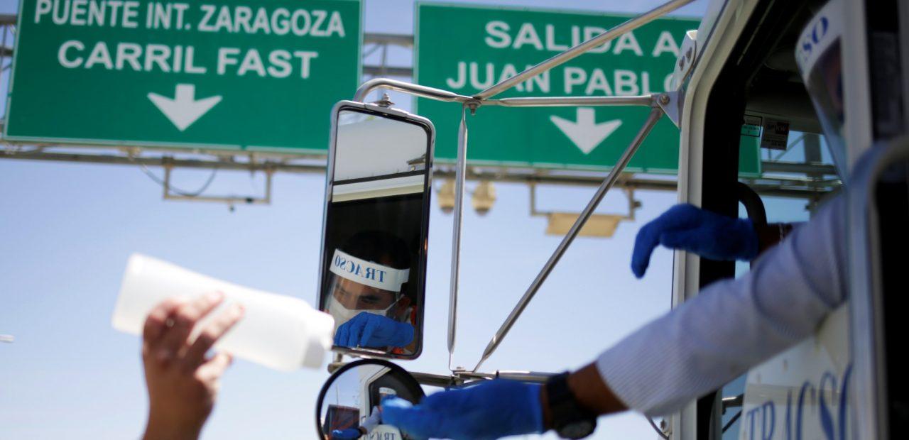 restricciones frontera mexico eu | Business Insider México