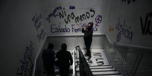 En ocho meses se presentan 645 feminicidios en el país, en medio de crecientes protestas contra la violencia de género