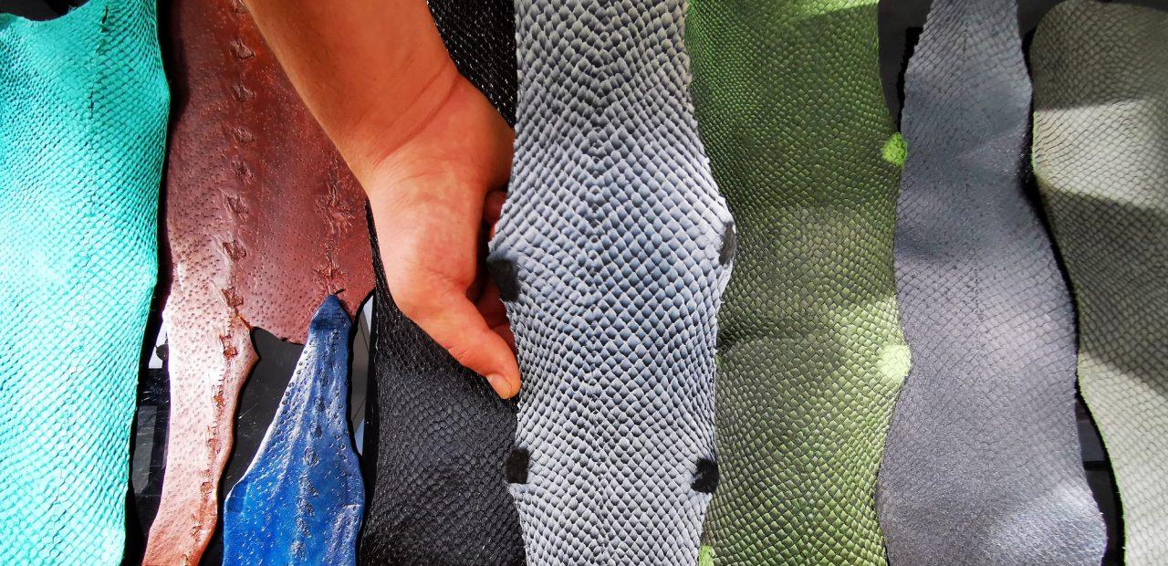 piel de salmón | Business Insider México