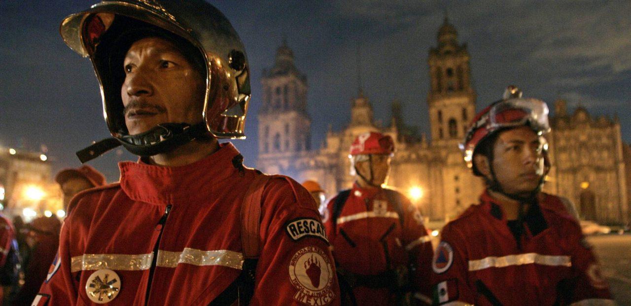 brigada de rescate Topos