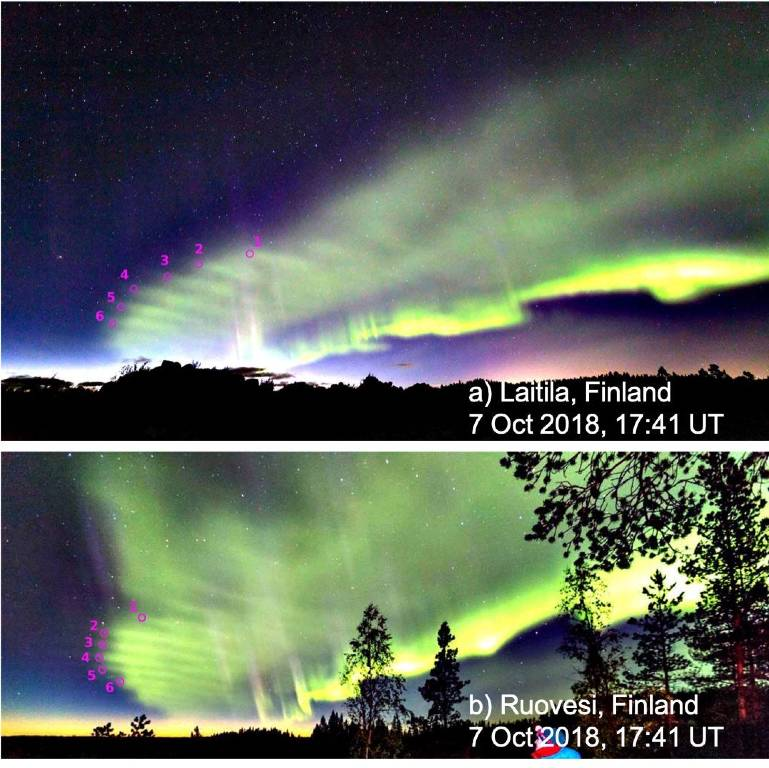 luces atmósfera