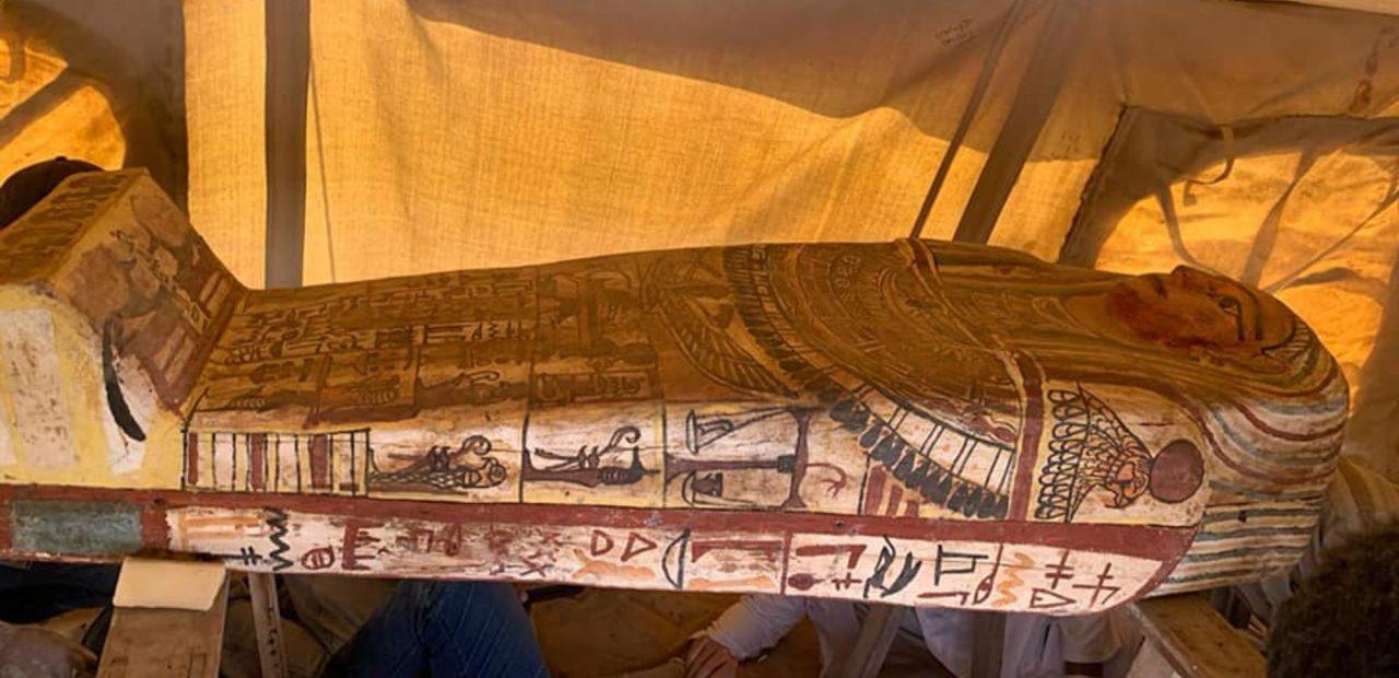 saqqara egipto momias  Business Insider México