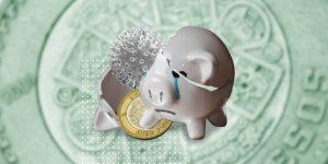 La crisis del Covid-19 disipó casi la tercera parte del ahorro en México