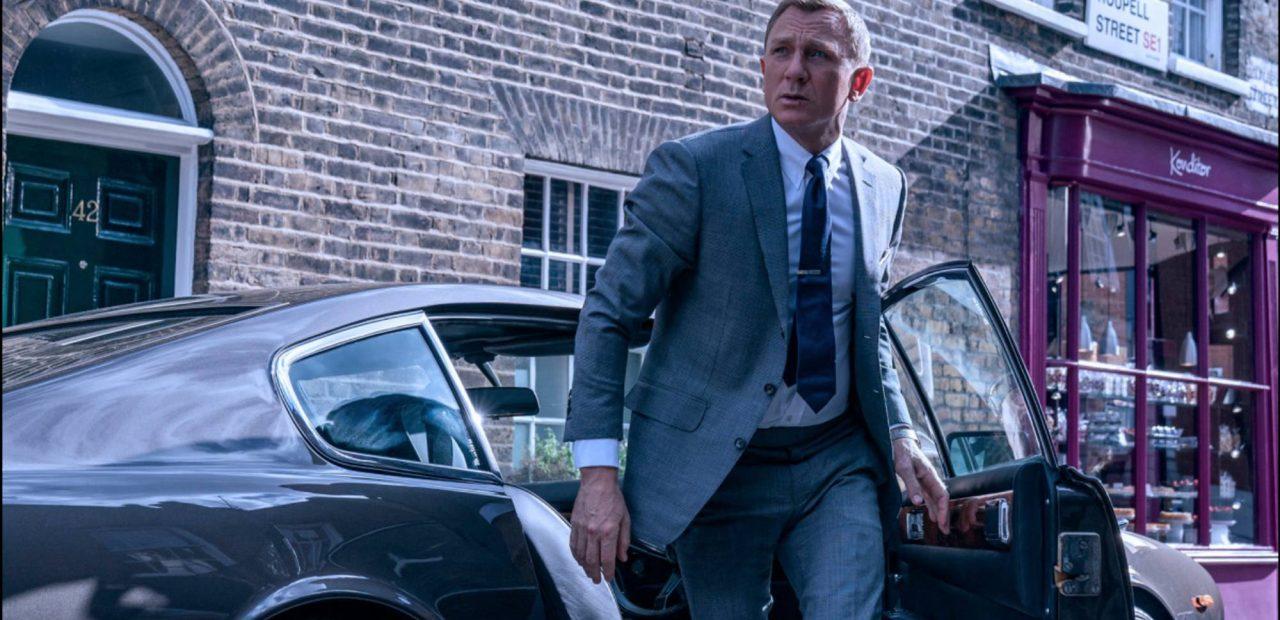 agente James Bond