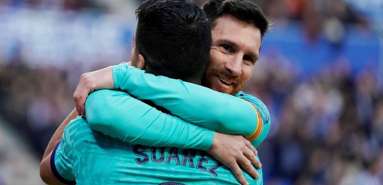 Lionel Messi arremeta contra el Barca por salida de Luis Suárez   Business Insider Mexico