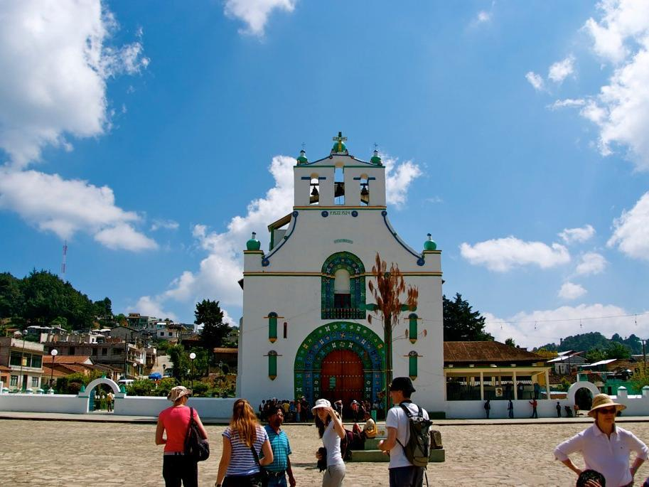 iglesia coca cola | Business Insider México