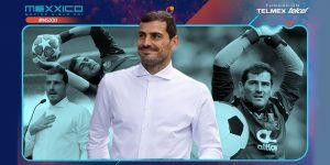 Iker Casillas comparte 4 lecciones que aprendió de sus padres y entrenadores para dominar el juego de la vida