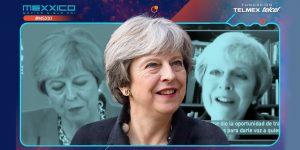 4 consejos de la exprimer ministra británica Theresa May para mujeres en puestos de liderazgo