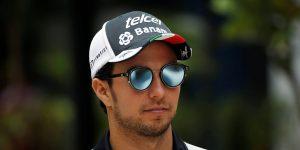 El piloto Sergio «Checo» Pérez hace las paces con Racing Point tras acusar a miembros del equipo de «esconderle cosas»