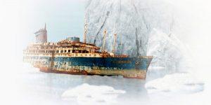 La aurora boreal no causó el accidente del Titanic, como dice una nueva teoría, pero pudo haber afectado los esfuerzos de rescate