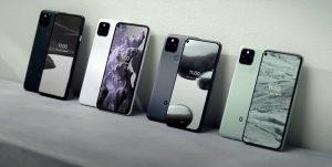 Google acaba de presentar su próximo gran smartphone, el Pixel 5, un teléfono 5G de 700 dólares