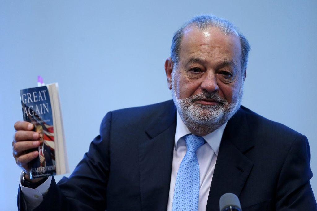 Carlos Slim |Business Insider México