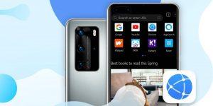 Conoce al Navegador Huawei, el sustituto del titán tecnológico chino para Chrome