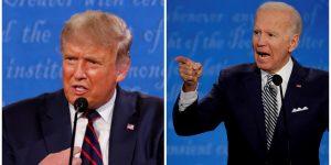 Las incesantes interrupciones de Trump en el primer debate muestran a qué se enfrentan las mujeres en las reuniones de trabajo todo el tiempo