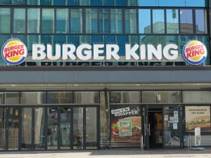 Burger King launched a petition to get a Michelin star for its new burger