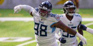 Más jugadores de los Titans dan positivo por Covid-19 y podría tener un gran impacto en cómo la NFL completa su temporada