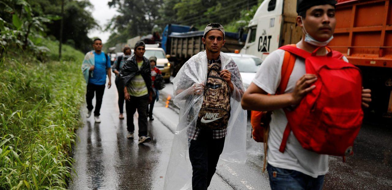 migrantes caravana |Business Insider México