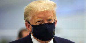 Trump irá al Centro Médico Walter Reed por 'unos días' después de dar positivo por Covid-19, desarrollar fiebre y tos
