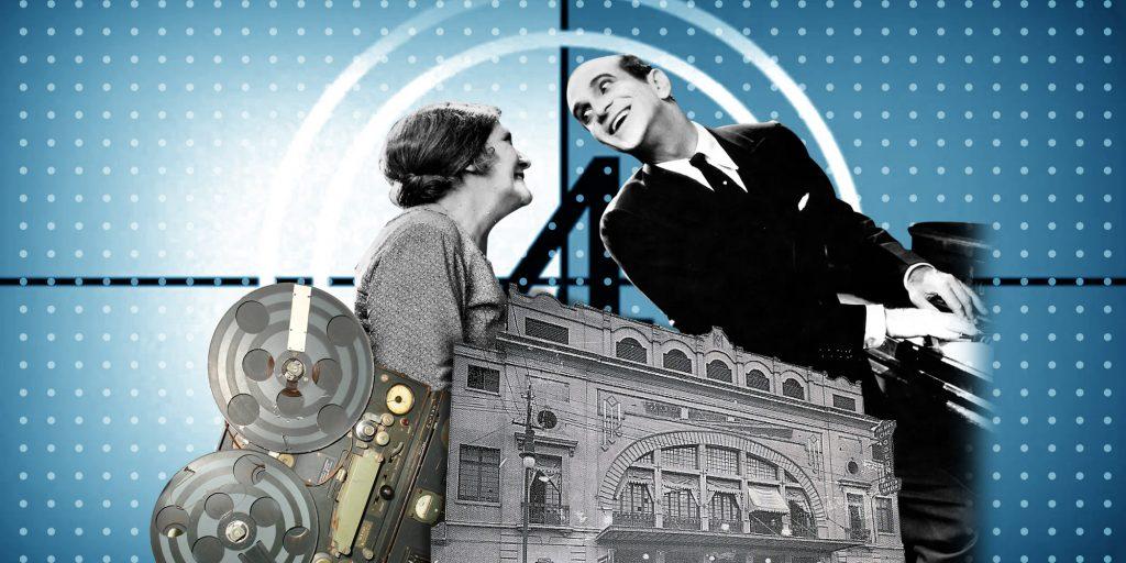 Así fue como AT&T llevó el sonido a Hollywood
