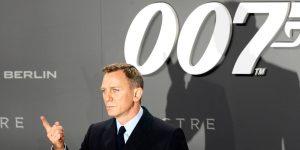 Estos son los 10 mejores temas de las películas de James Bond