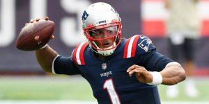 Cam Newton dio positivo por Covid-19, lo que obliga a la NFL a posponer el segundo juego de la temporada